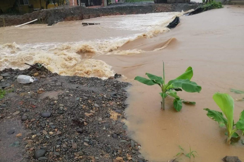 Potabilizadoras en Bocas del Toro afectadas por el mal tiempo
