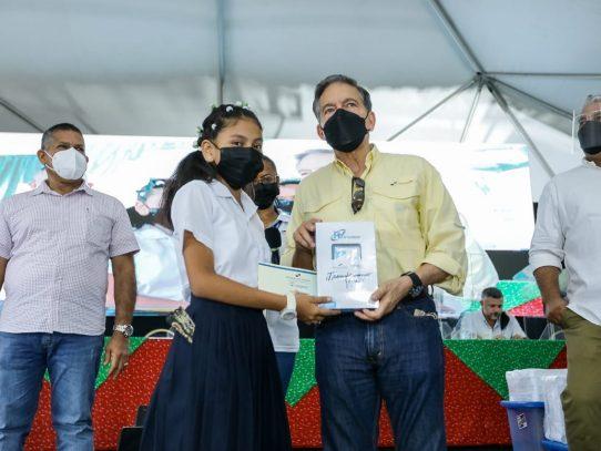 """Julio """"es sumamente importante en el combate a la pandemia"""", Cortizo"""