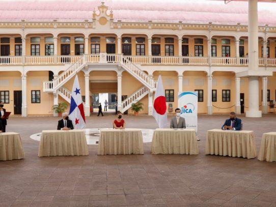 Firmado convenio con Japón para fortalecer vigilancia y diagnóstico del Covid-19