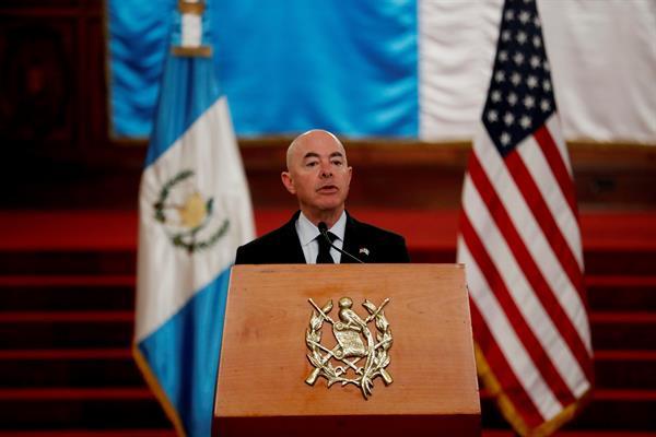 Estados Unidos reforzará la seguridad en fronteras y puertos de Guatemala