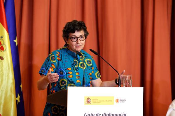 España acoge hoy lunes un encuentro sobre desarme, nuclear de 16 estados
