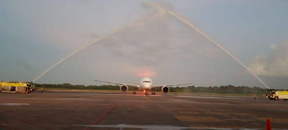 Air Europa retoma los vuelos con Panamá