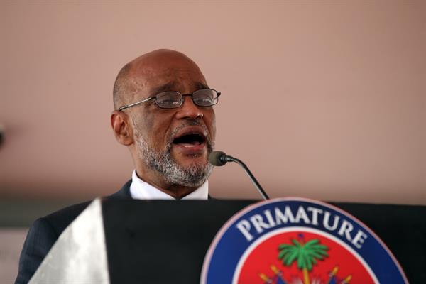 Primer ministro Henry promete crear las condiciones para elecciones libres en Haití