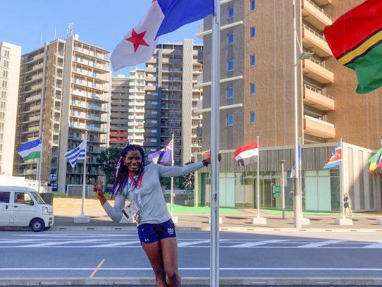 Atletas panameños llegaron a la Villa Olímpica