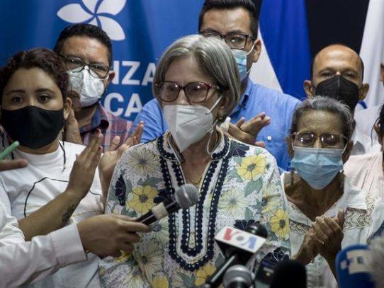 La Alianza opositora de Nicaragua seguirá en el proceso electoral pese a los arrestos