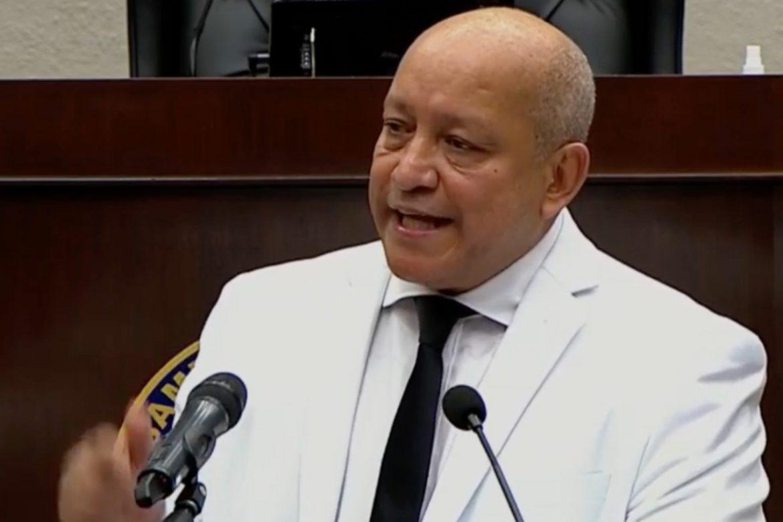 Hay que fortalecer la institucionalidad, dijo presidente de la Asamblea Nacional