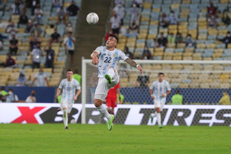 Argentina vence 1-0 a Brasil y es campeón de la Copa América 2021