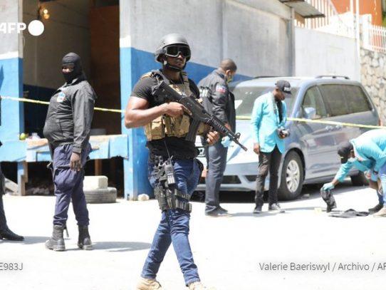 Al menos 17 exmilitares colombianos presuntamente implicados en el asesinato del presidente de Haití