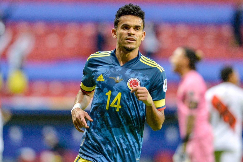 Luis Díaz se consagra como la gran revelación de Colombia en la Copa América-2021