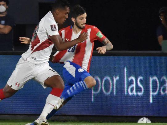 Paraguay con Angel Romero ante un Perú sin sorpresas