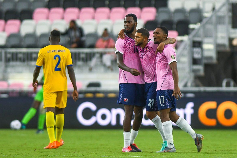 Bermudas logra el gol más rápido en la Copa Oro en inicio de ronda preliminar