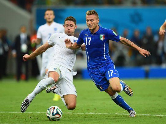 Inglaterra-Italia, una final de Eurocopa imperial en Wembley