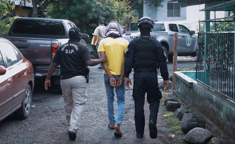 """Unos 23 aprehendidos en operaciones antipandillas """"Heracles"""" y """"Hades"""""""
