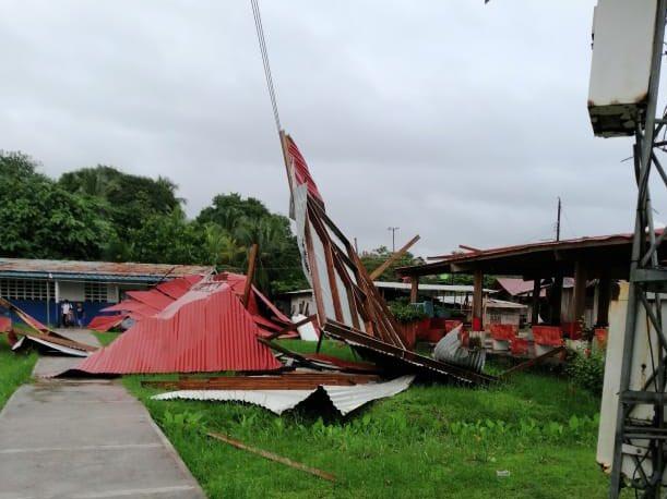 Sinaproc advierte incursión de nueva onda tropical sobre Panamá