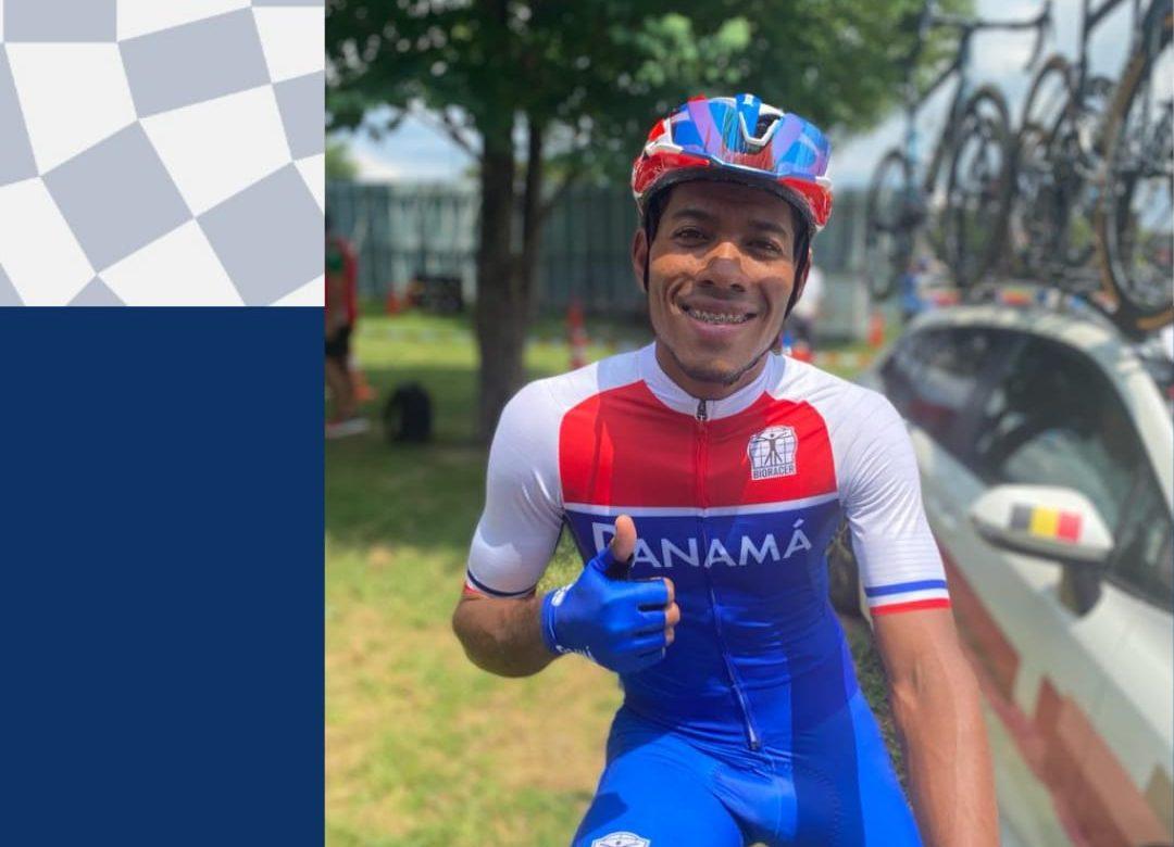 Christofer Jurado abrió el camino para los ciclistas panameños en Juegos Olímpicos