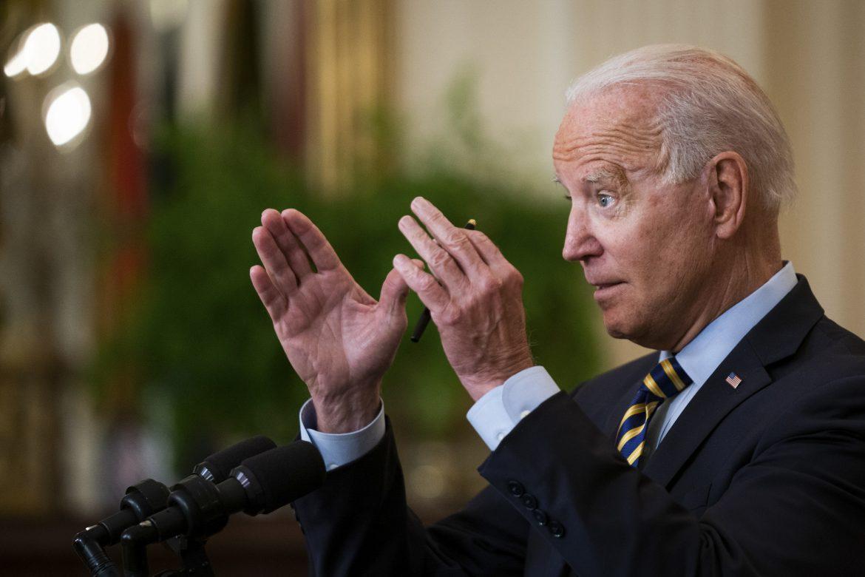 Los electores prefirieron lo aburrido a lo grandilocuente y se quedaron con la tendencia de Biden a pontificar