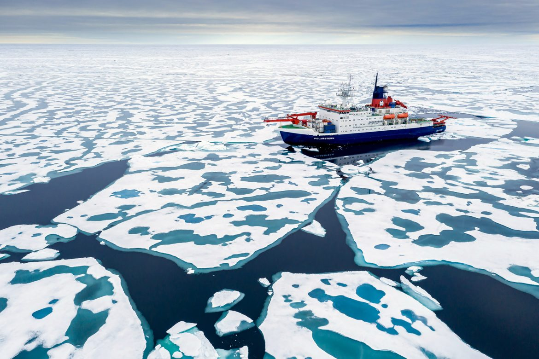 """La """"última zona de hielo"""" del Ártico, podría ser menos resistente al calentamiento global"""