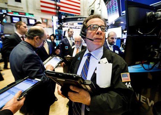 Wall Street abrió en rojo y el Dow Jones bajó 0,05 %