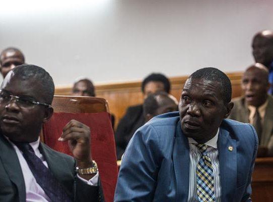 El Senado de Haití desafía el poder de Claude Joseph