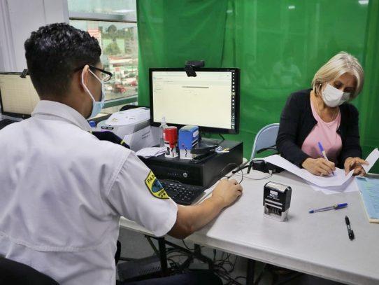 Pago de multas de retorno voluntario solo se harán en sede principal de Migración