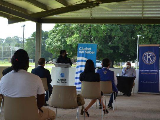 Aniversario de la administración del Patronato Ciudad Deportiva Kiwanis