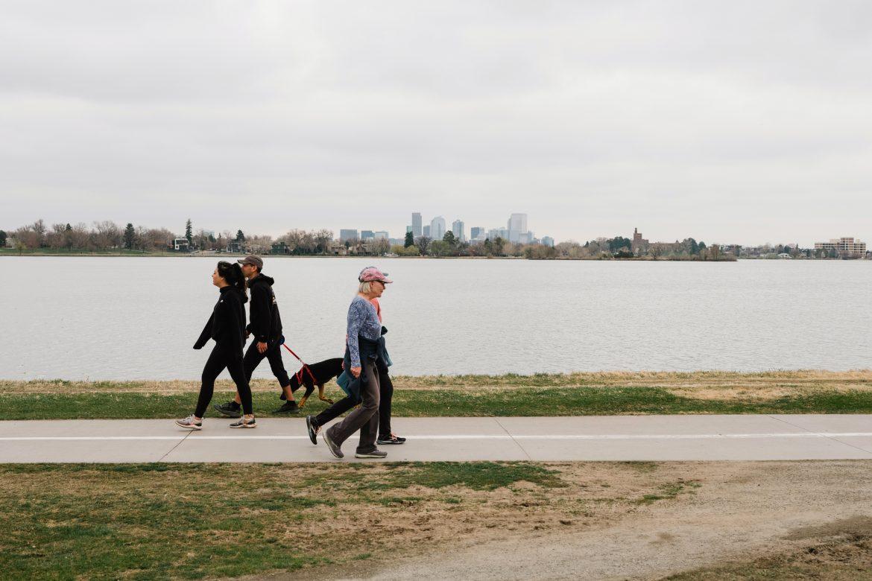 Cómo caminar puede mejorar el cerebro