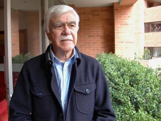 Falleció a los 81 años el escritor y cronista colombiano Germán Castro Caycedo