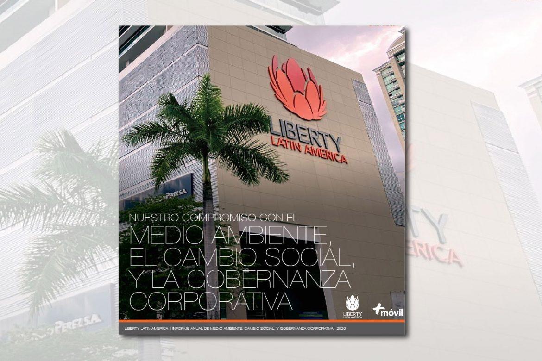 LIBERTY LATIN AMERICA PUBLICA REPORTE INAUGURAL DE ESG