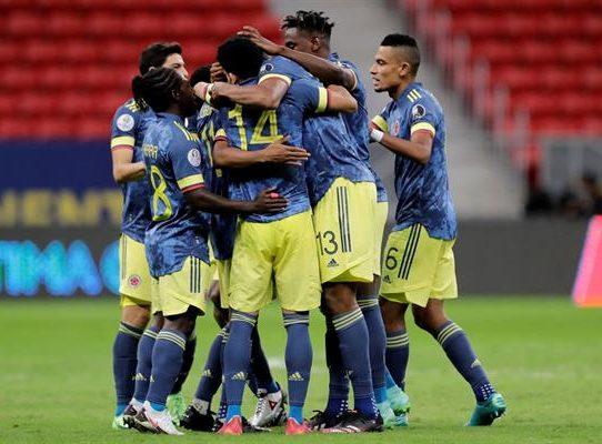 3-2. Colombia, con magia de Díaz, se llevó tercer lugar de Copa América