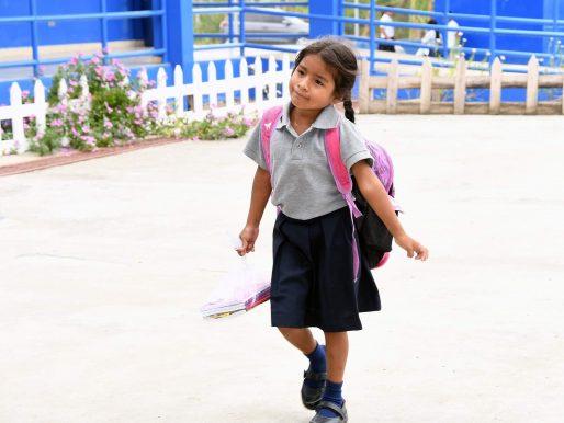 Más de nueve mil niños y niñas en formación hacia la sostenibilidad