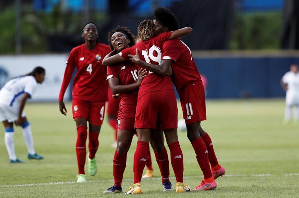 Panamá venció a Nicaragua en el inicio del triangular amistoso de fútbol femenino