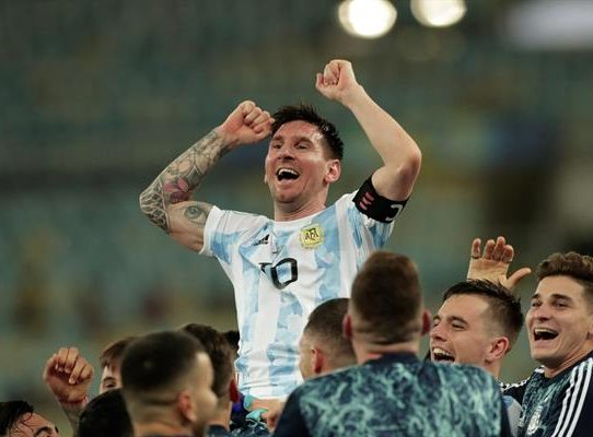 Las siete maravillas de Lionel Messi