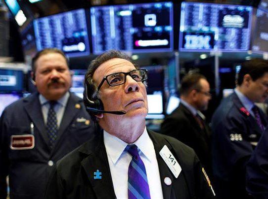 Wall Street cerró en rojo lastrado por los datos de la inflación