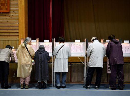 Tokio celebra unos comicios regionales marcados por la pandemia y los JJOO