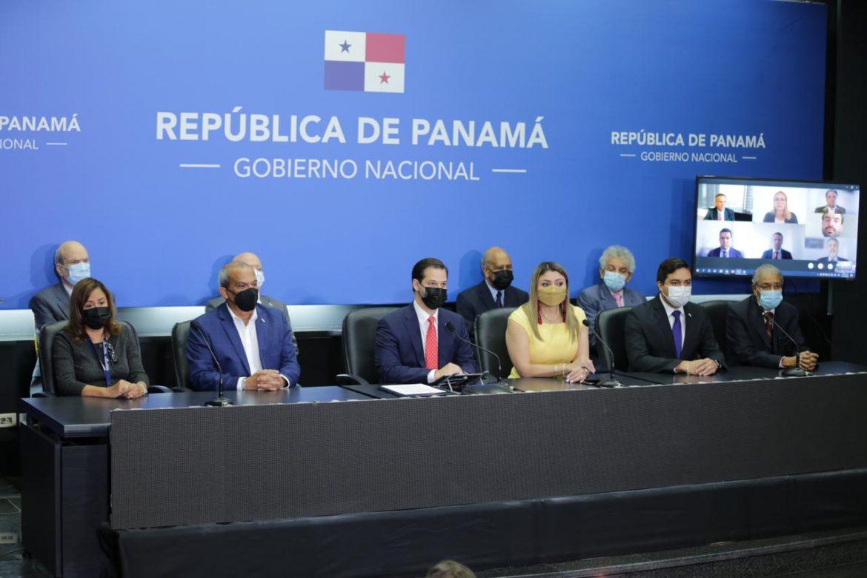 Definirán metodología para negociación con Minera Panamá