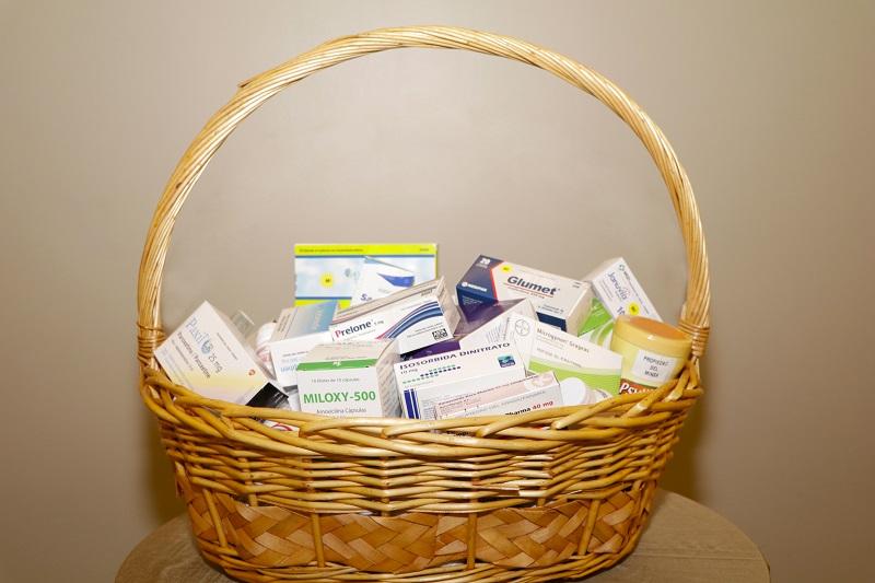 Alternativas para desabastecimiento de medicamentos