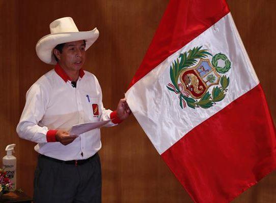 Pedro Castillo rechazó haber recibido financiamiento, irregular de su campaña en Perú