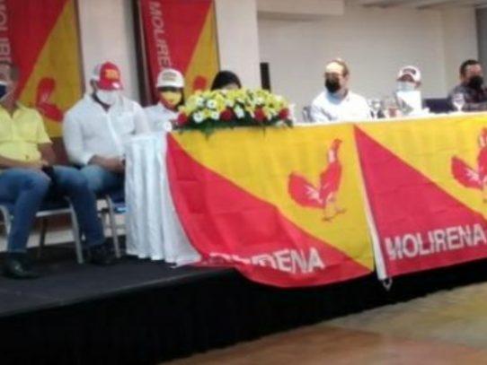 Impulsan convención para renovar directiva del MOLIRENA