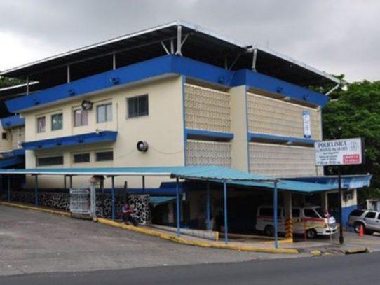 Cerrada hasta el domingo policlínica de San Miguelito por fumigación
