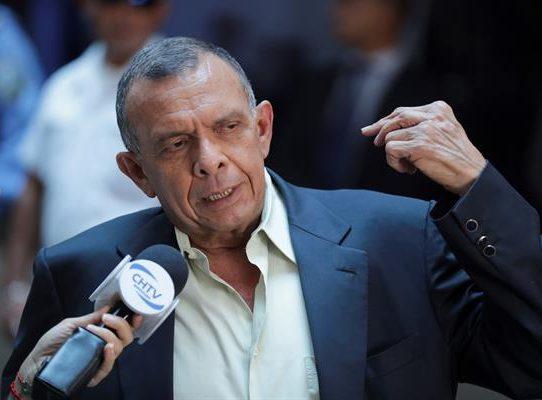 EE.UU. veta ingreso de expresidente de Honduras Lobo por presuntos sobornos del narcotráfico