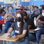 Unas 19 escuelas habilitadas como centros de vacunación en San Miguelito