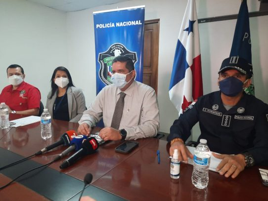Desmantelan organización criminal ligada al pandillerismo en Colón