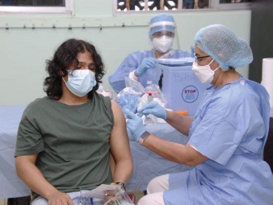 Más de 429 mil dosis de vacunas se aplicarán en la primera semana de agosto