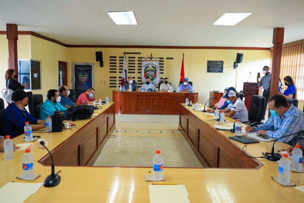 Ediles chiricanos son capacitados sobre nuevas disposiciones del Vale Digital