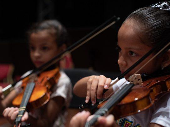 Músicos juveniles vuelven a la escena