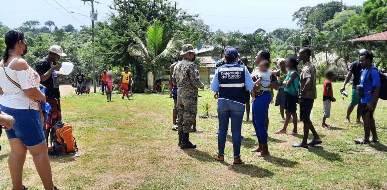 Presidente Duque pide a Panamá resolver crisis migratoria en frontera de forma conjunta