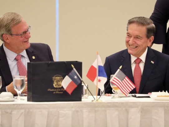 Panamá firmó memorando con Energy Transfer
