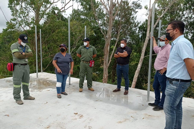 Un 65% de avance reporta construcción de hospital modular en Chiriquí