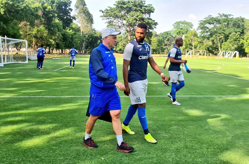 Honduras, rival de Panamá en Copa Oro contará con 8 de sus legionarios