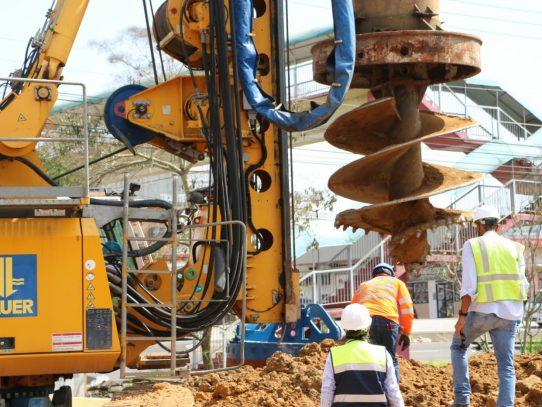 Construcción de los primeros pilotes en la Línea 3del Metro iniciarán en octubre
